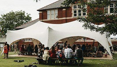 Roath-Church-wedding-guests-2